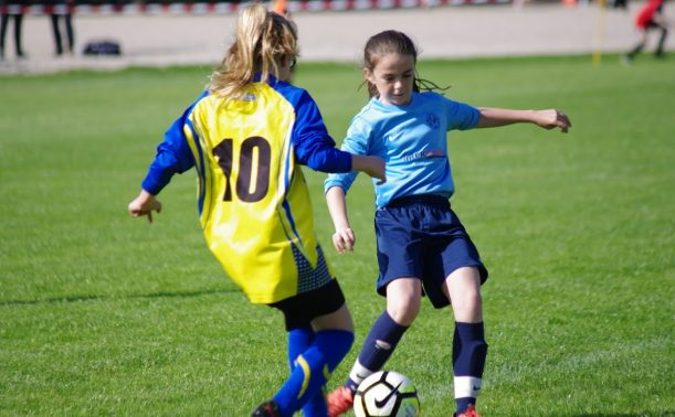 Club amateur football feminin lyon not believe