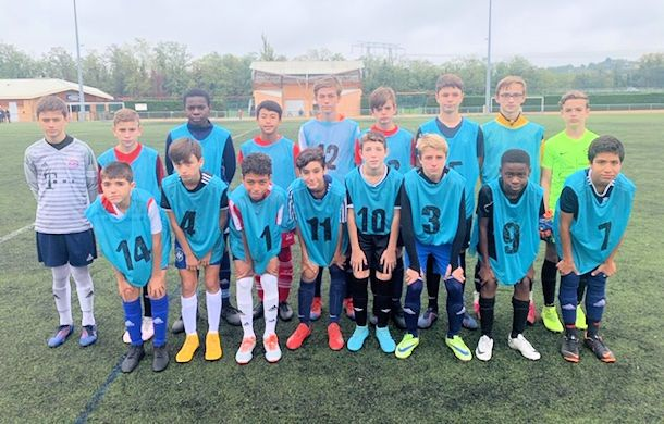 Photos PPF U14 2019/2020